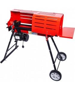 Despicator lemne/busteni cu suport (7 tone forta)
