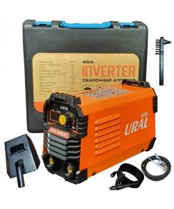 Aparat de sudura ( Invertor ) URAL MMA 325DK, 320Ah, Accesorii Incluse,Cutie de Transport, Cabluri 3M