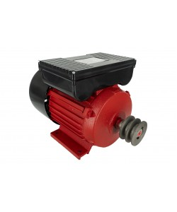 Motor Electric Monofazat Swat 3KW 2800Rpm,buton pornire,fulie dubla,bobinaj cupru
