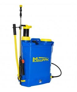 Pompa stropit MCAUPPK 2in1 20  litri  electrica si manuala 5 bar model 2021 + regulator de tensiune