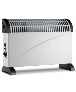Convector electric de podea/perete turbo cu ventilator 2000W