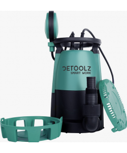 Pompa submersibila apa curata/murdara 3in1 500W