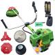 Motocoasa ProCraft Germany 4350, 5.8CP, 58CC, 4 sisteme de taiere
