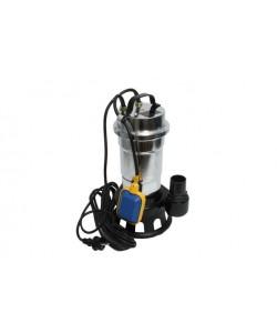 Pompa submersibila de apa murdara din inox, 20 m, 2550 W