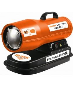 Tun de aer cald cu ardere directa VULCANO 2000-20KW