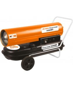Tun de aer cald cu ardere directa VULCANO 5000- 50 KW