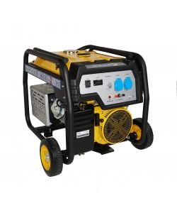 Generator open frame Stager FD 7500E,Pornie electrica,6500W