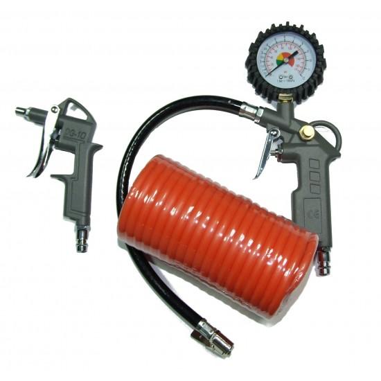 Kit 3 accesorii compresor