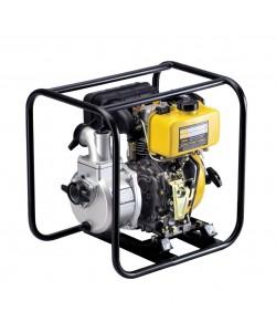 "Motopompa Kipor KDP30E, 3"", diesel, apa curata, pornire electrica, 4000 W, 13 m"