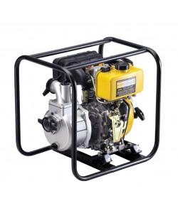 "Motopompa Kipor KDP40E, 4"", diesel, apa curata, pornire electrica, 6300 W, 16 m"