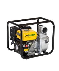 "Motopompa ProGARDEN PB335C, 3"", benzina, apa curata, 5 cp, 20 m"
