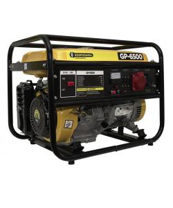 Generator de curent Trifazic GP 6500, cu motor de 13 CP, putere maxima 5.5Kw