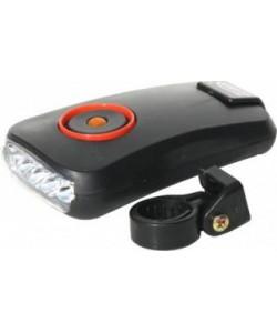 Lanterna bicicleta 5 led - wide-view
