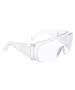 Ochelari de protectie alb transparent