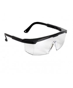 Ochelari de protectie transparent rama neagra