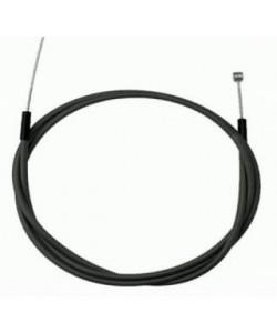 Cablu frana bicicleta cu camasa l=180cm