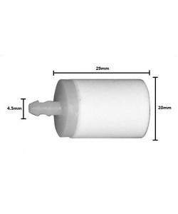 Filtru benzina Husqvarna 4.5mm