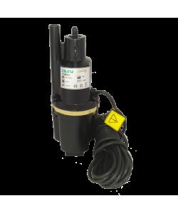 Pompa apa submersibila pe vibratie neagra, 250 W, 70 m