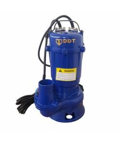 Pompa apa murdara submersibila cu tocator si plutitor, DDT, WQCD, 2200 W, 8 m³/h