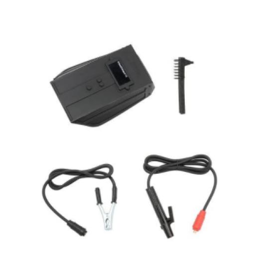 Aparat de sudura tip invertor MMA Redbo 325 masca de sudura, cabluri si clesti, ciocanel, perie