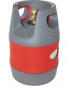 Butelie reincarcabila GPL 18.2L, Material compozit, Cehia