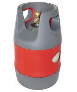 Butelie gaz GPL 24.4 L, compozit, 5.40 KG