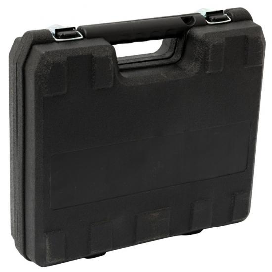 Masina de gaurit si insurubat ( bormasina ), GSA Poland, 24V cu 2 acumulatori 2Ah si incarcator + 30 accesorii, mandrina 13mm, valiza transport plastic