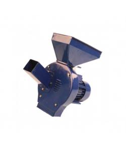 Moara electrica de macinat Lucerna, Paie, Furaje porumb, grâu, orz, ,coceni, Nr.4 ,Bobinaj Cupru, 2500 W, 200 kg/h