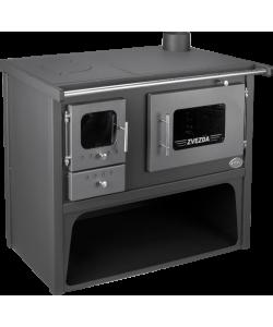 Soba de Gatit cu Incalzire Centrala ETS Classic Maxi VR10 / Tip: Dr; P[kW]: 17 (10+7)