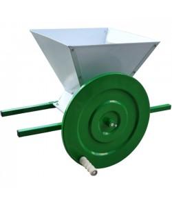 Zdrobitor manual de struguri role aluminiu 700 kg/h