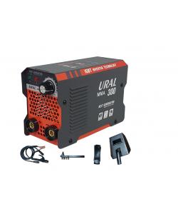 Aparat de sudura/Invertor URAL MMA 300, Cablu 3m