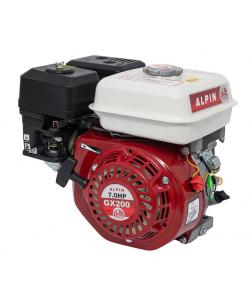 Motor pe benzina ALPIN 7CP