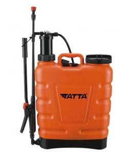 Pompa pentru stropit Tatta TP-18PM, actionata manual, rezervor tip rucsac, 16 l