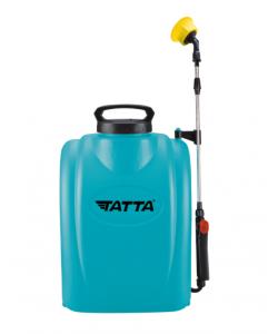 Pompa pentru stropit Tatta TP-1830A, cu acumulator, 12V 8Ah, incarcator 1 A, motor 3.6 lpm, rezervor tip rucsac, 16 l