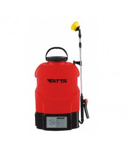 Pompa pentru stropit Tatta TP-1831A, cu acumulator, 12V 8Ah, incarcator 1 A, motor 3.6 lpm, rezervor tip rucsac, 18 l