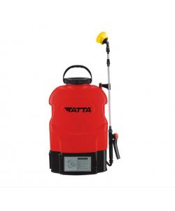 Pompa pentru stropit Tatta TP-2010A, cu acumulator, 12V 8Ah, incarcator 1 A, motor 3.6 lpm, rezervor tip rucsac, 20 l