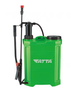 Pompa pentru stropit (vermorel) Tatta TP-18KM, actionata manual, 2.4 bari, rezervor tip rucsac, 16 l