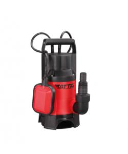 Pompa submersibila pentru apa murdara Tatta TT-PSAM304, 900W, Protector mtp, functie de resetare automata